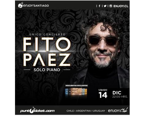 Fito Páez Chile Promomusica