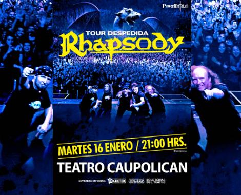 Promo Rhapsody